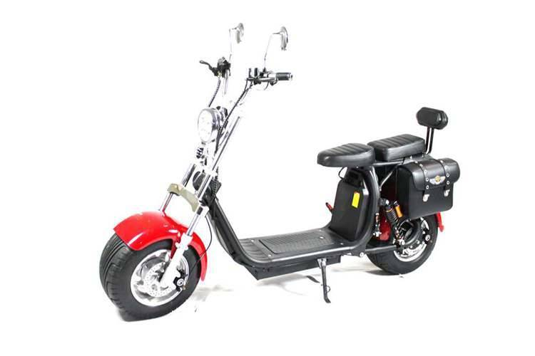harley el scooter with big wheel fat tires from China Rooder seev caigiees city coco citycoco harley electric scooter factory wholesale price (14)