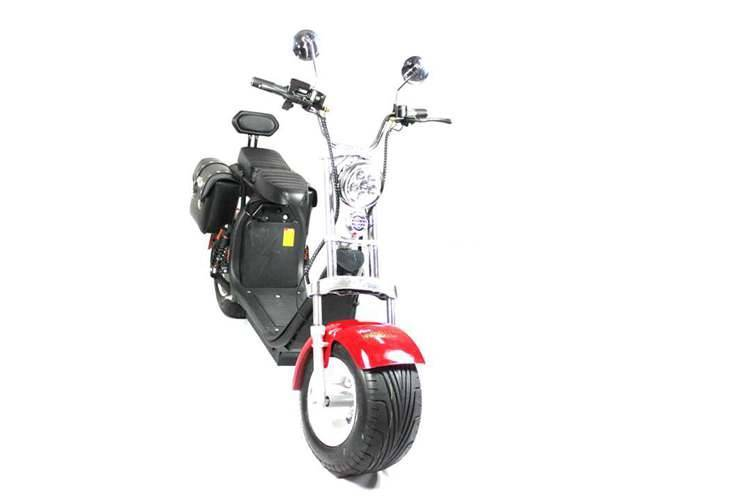 harley el scooter with big wheel fat tires from China Rooder seev caigiees city coco citycoco harley electric scooter factory wholesale price (4)