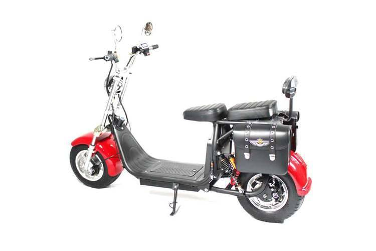 harley el scooter with big wheel fat tires from China Rooder seev caigiees city coco citycoco harley electric scooter factory wholesale price (9)
