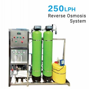 250LPH Reverse Osmosis (RO) System for Industrial RO Plant