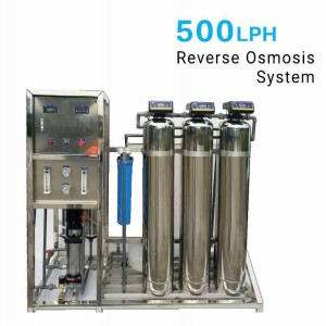 100% Original Factory 6 Stage Reverse Osmosis System -
