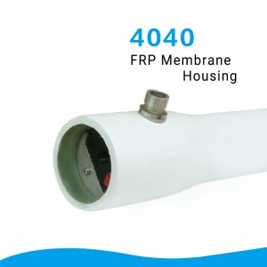 4″ FRP pressure vessel/ 4040 FRP Membrane Housing/ Brackish Water/ Commercial Use