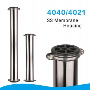 "4"" 304 stainless steel housing/ 4040/4021 SS membrane housing"