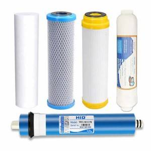 Water Purifier Filter Set RO Cartridges