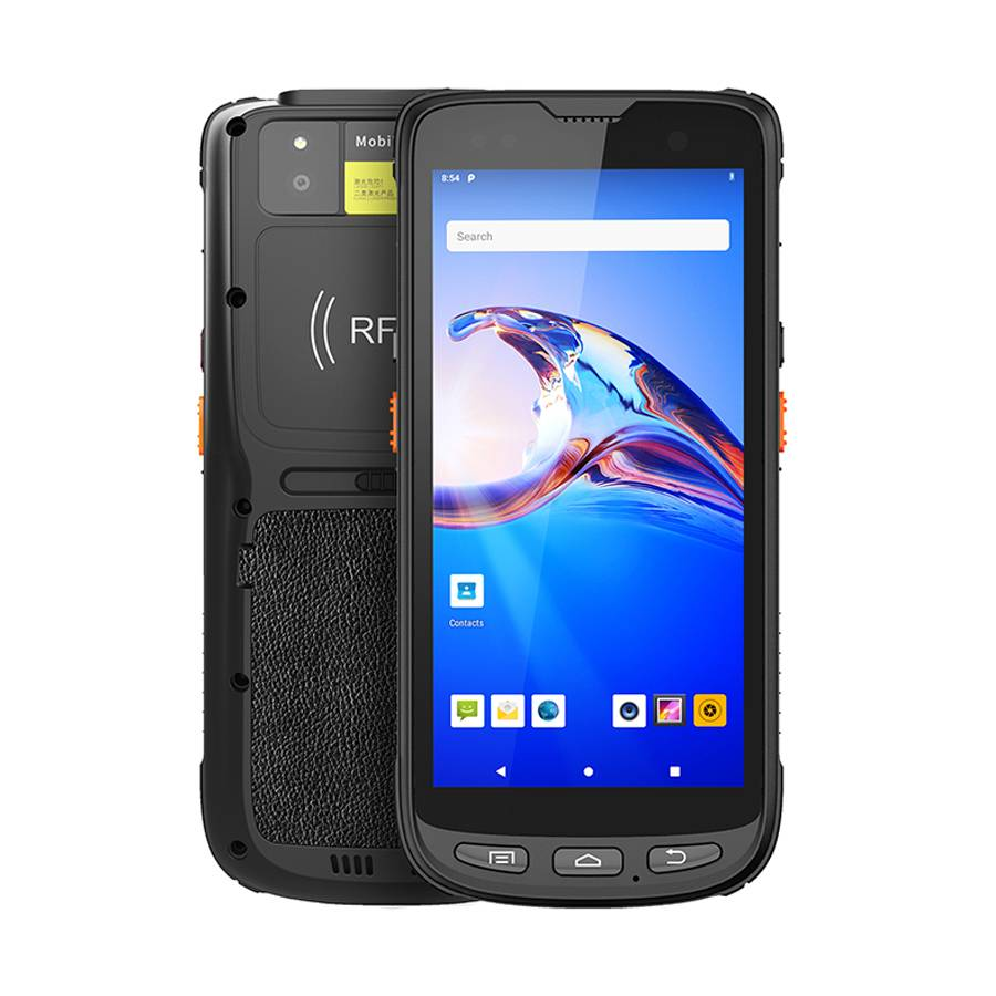 EAA GMS certified built-in RFID reader phone IP65 waterproof Android10 OS Featured Image