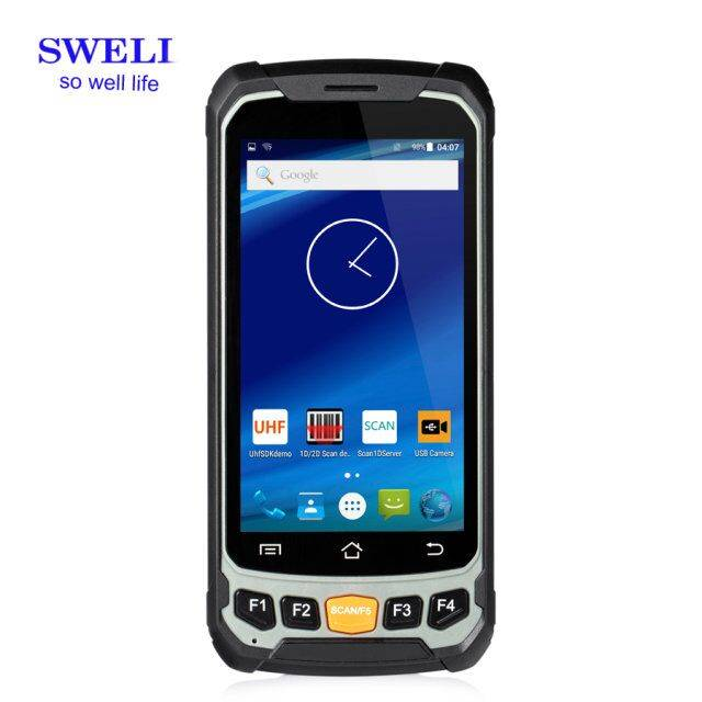 4.7inch Industrial Rugged Waterproof Smartphone PDA Windows CE  H947 Featured Image