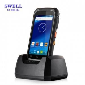 Long Distance RFID Reader Best Rugged Smartphone RFID Solutions ISO Protocol  H947