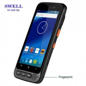 nfc ptt dual sim card waterproof phone 4000mah battery