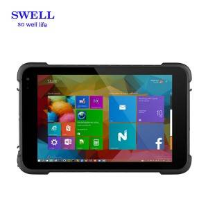 symbol handheld computer with barcode scanner wifi windows OS 8500mAH battery  I86