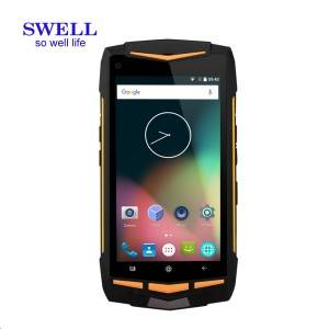 Portable digital assistant RUGGED 5 inch 4G LTE PDAs smartphone(16GB)