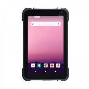 Rugged 8inch Tablet 4GB+64GB Qcta-core Android 9.0 Model Q86