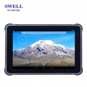 10inch Android rugged tablet pc with card reader built in T11