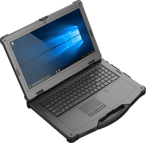 15inch Windows 10 home Rugged Notebook Computer  Model X15