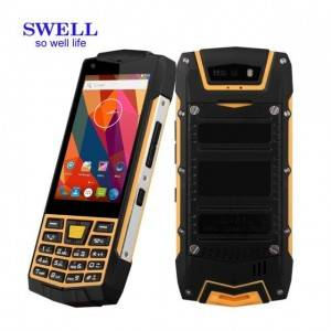 PDA products push-to-talk rugged military pda cell phone