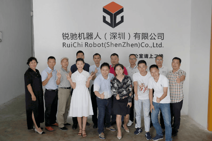 "Sharing circle ""entrepreneur afternoon tea"" activity held in Ruichi robot successfully"