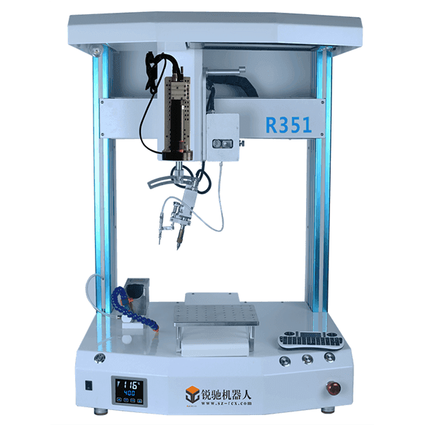 Automatic Soldering Machine With Ccd (R351C) Featured Image