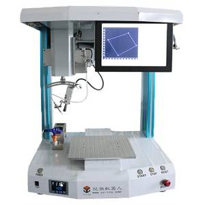 Standard Automatic solder mesin (R351)