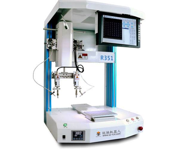 Double Head Intelligent Soldering Robot (R351DH) Featured Image