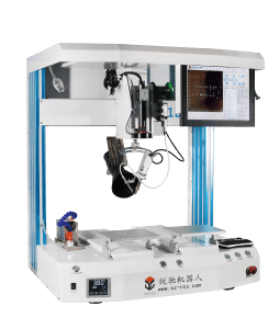 Dual Workstation Soldering Machine with CCD Camera(R501DTC)