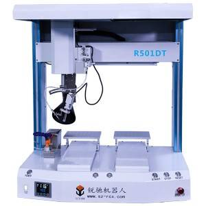 Dual Workstation Soldering Machine(R501DT)