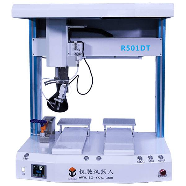 Dual Workstation Soldering Machine(R501DT) Featured Image