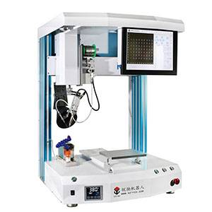 Standard Automatic Soldering Machine (R351)