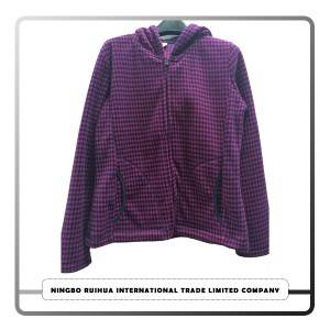 W zipper coat 9
