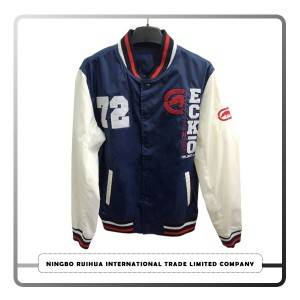 Cheapest Factory Blank Flag Sublimation - M baseball jacket 3 – RuiHua