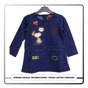 Short Lead Time for Cheap Wholesale Clothing - B girls coat 2 – RuiHua