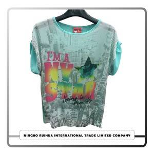 100% Original Girls Shirt Design - W short t-shirt (12) – RuiHua
