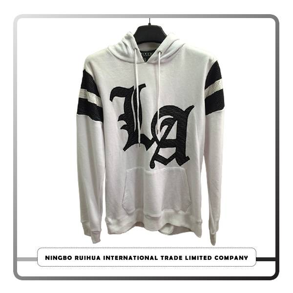 Manufacturer for Clothing Gym - M hoodie coat 3 – RuiHua detail pictures