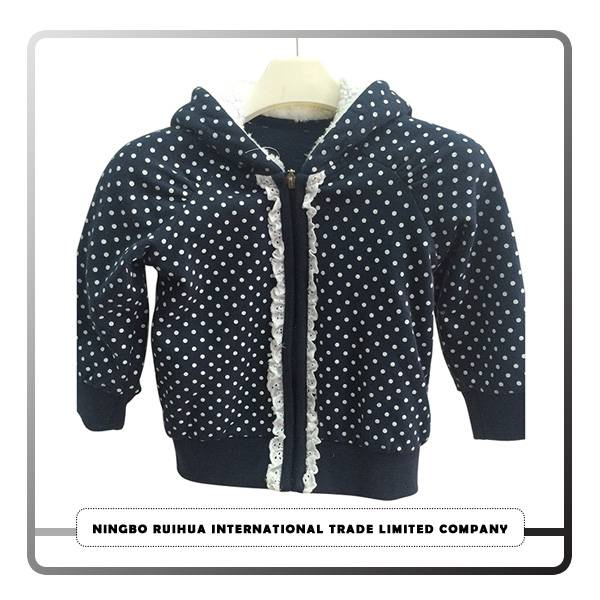 Reasonable price for Custom Pattern Shirt - B girls coat 9 – RuiHua