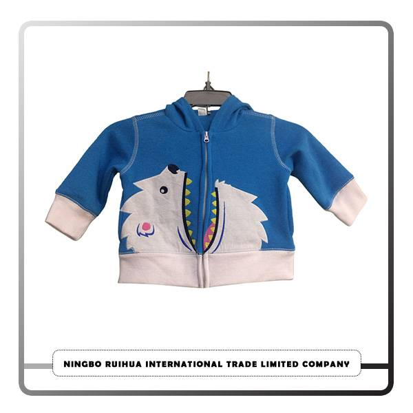 Excellent quality Baby Clothes Set - B boys coat 2 – RuiHua