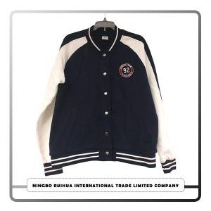 Manufacturer of Bazin African Clothing - W baseball coat 2 – RuiHua