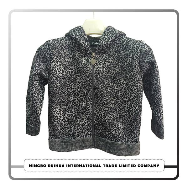 OEM/ODM Supplier Clothing Factory In China - B girls coat 8 – RuiHua