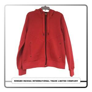 W zipper coat 1