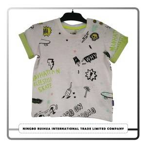 Good quality Dress Plus Size - B boy t-shirt 7 – RuiHua