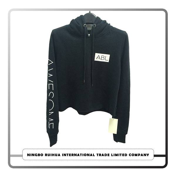 Factory selling Winter Clothing - W hoodie coat 16 – RuiHua