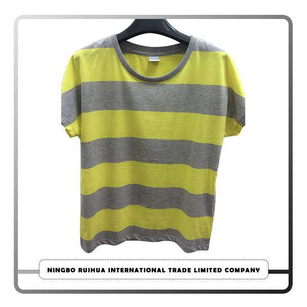 Hot Sale for Bulk Blank Polo Tshirt - W short t-shirt (22) – RuiHua