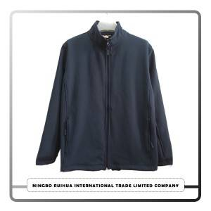 M stand collar jacket 2