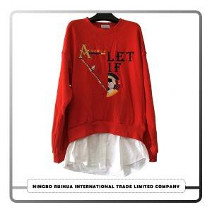W Pullovers Mantel 47