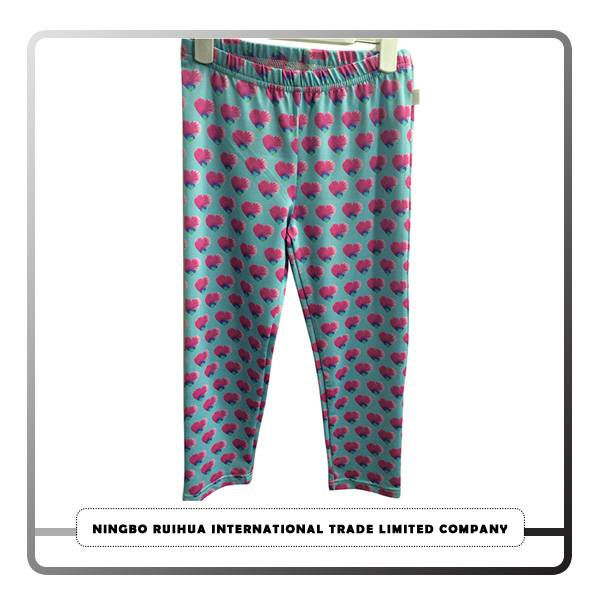 China Factory for Clothing In Turkey - B girls pants 20 – RuiHua