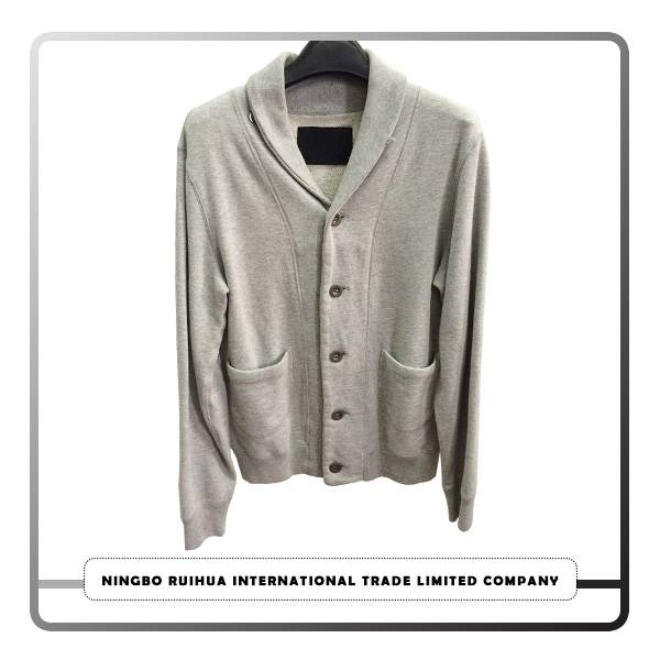 factory Outlets for Used Clothes In Bales - M baseball coat 4 – RuiHua