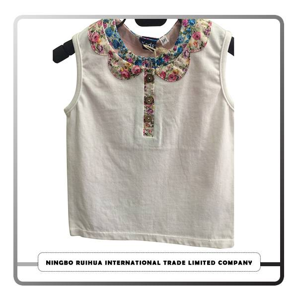 Wholesale Price China Horse Riding Shirts - B girls t-shirt 4 – RuiHua