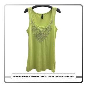 China Supplier Polo Manufactures Clothing - W vest 4 – RuiHua