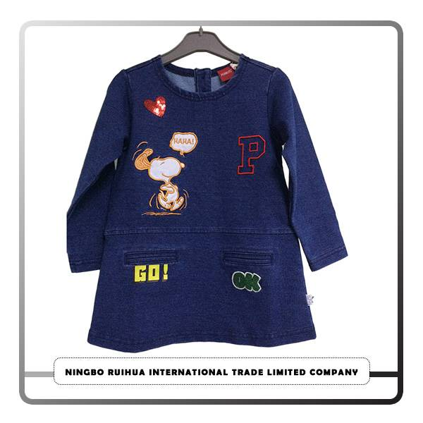 Rapid Delivery for Japan Used Clothing Wholesale - C girls coat 1 – RuiHua