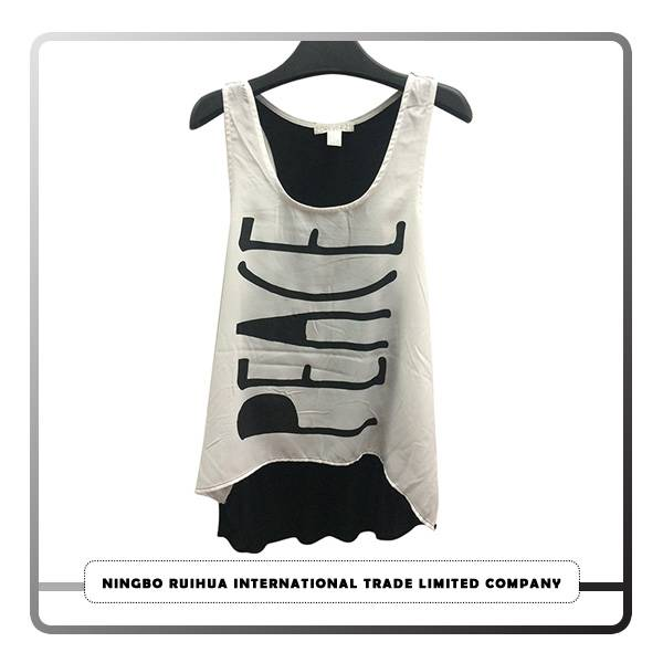 Reasonable price for Female Clothes - W vest 2 – RuiHua