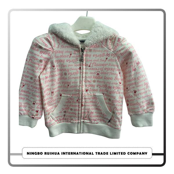 OEM China Lovely Knitted Baby Christmas Suit - B girls coat 10 – RuiHua