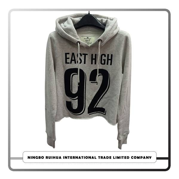Factory directly supply Festival Gift Clothes - W hoodie coat 20 – RuiHua