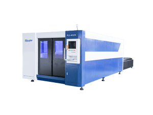 Top Quality Fiber 1000w Iron Cutter - RJ-4020DFPHeavy Standard Open Type Fiber Laser Cutting Machine – Ruijie